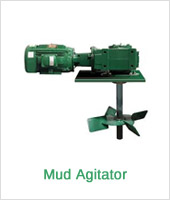 Mud Agitator - Equipment Derrick