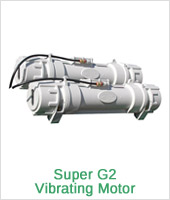 Super G2 Vibrating Motor - Equipment Derrick