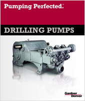 Drilling Pumps - Equipamentos Gardner Denver