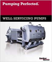 Well Service Pumps | Gardner Denver