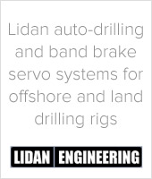 Manual - Lidan auto-drilling and band brake servo system for offshore and land drilling rigs